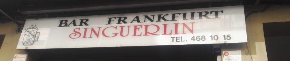Frankfurt Singuerlín