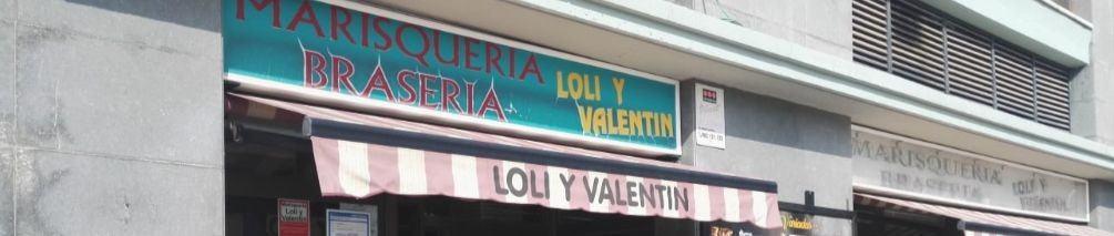 Loli y Valentín