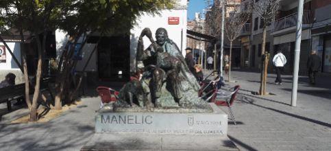 Plaça Manelic
