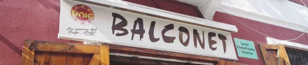 balconet