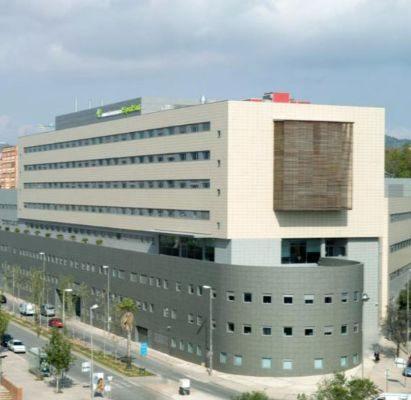 Hospital santa coloma